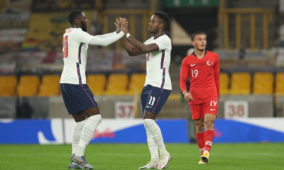 England U21 v Turkey U21 - UEFA Euro Under 21 Qualifier