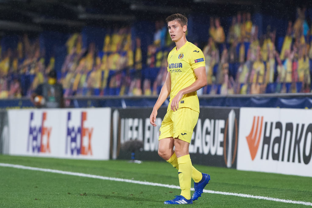 Villarreal CF v Sivasspor: Group I - UEFA Europa League