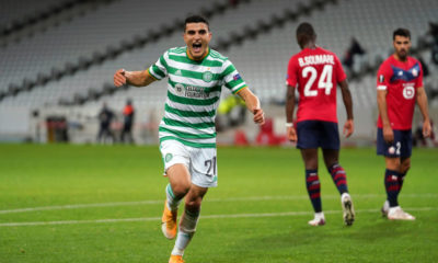 LOSC Lille v Celtic: Group H - UEFA Europa League