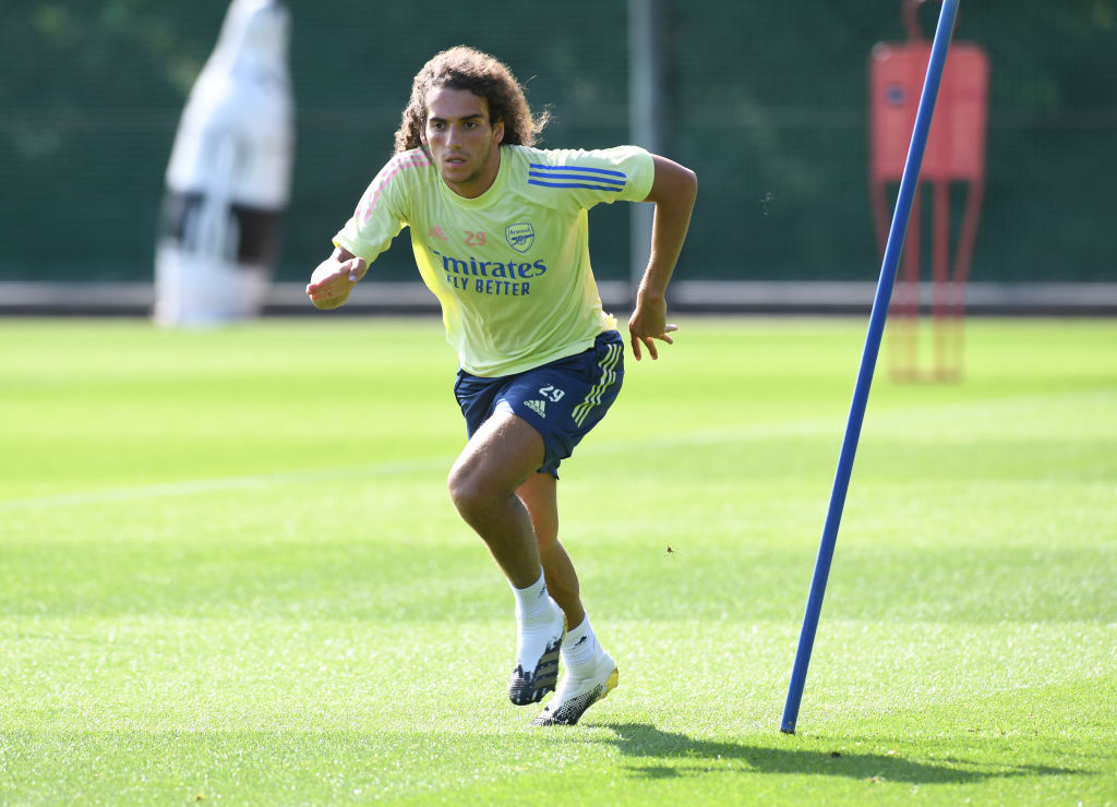 Matteo Guendouzi is also expected to leave Arsenal this summer.