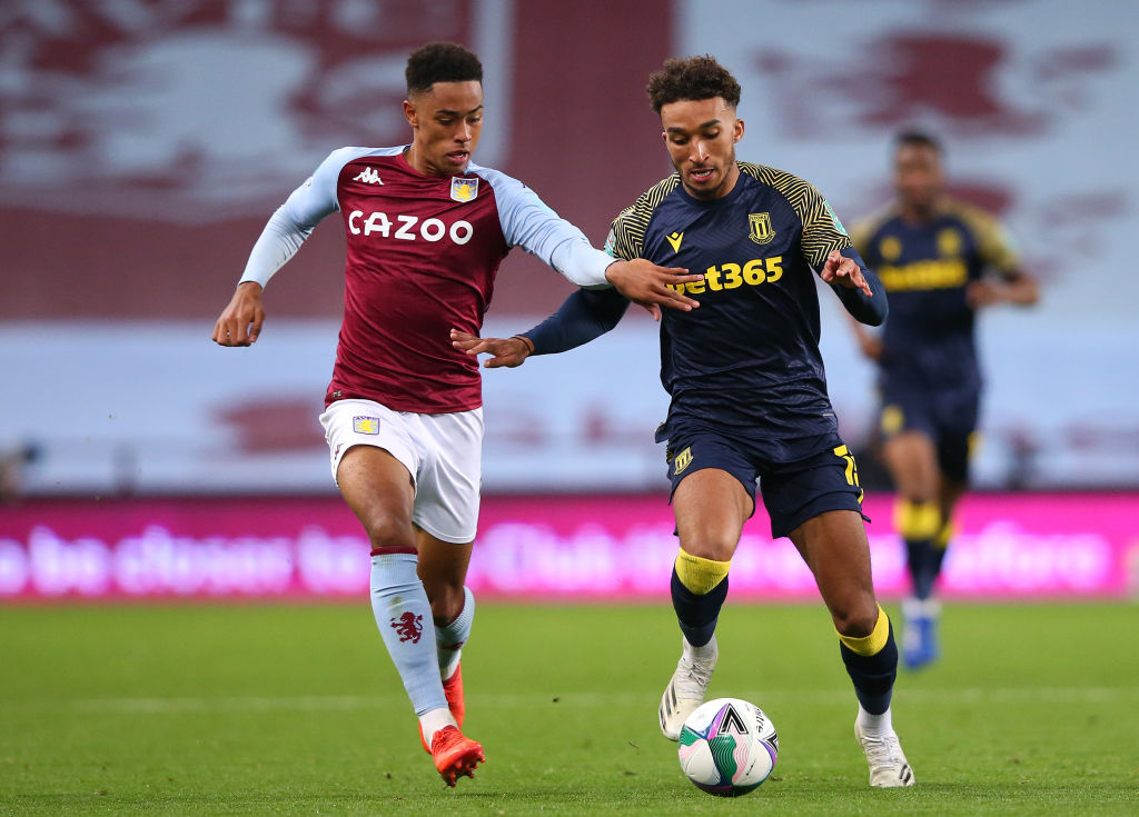 Aston Villa v Stoke City - Carabao Cup Fourth Round