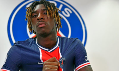 Moise Kean Signs With Paris Saint-Germain