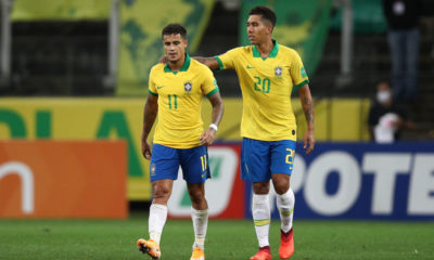Brazil v Bolivia - South American Qualifiers for Qatar 2022