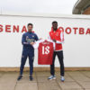 Arsenal Unveil New Signing Thomas Partey