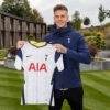Tottenham Hotspur Unveil New Signing Joe Rodon