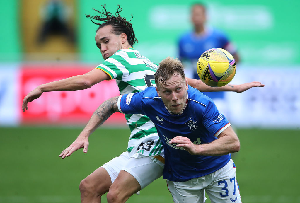 Celtic v Rangers - Ladbrokes Scottish Premiership