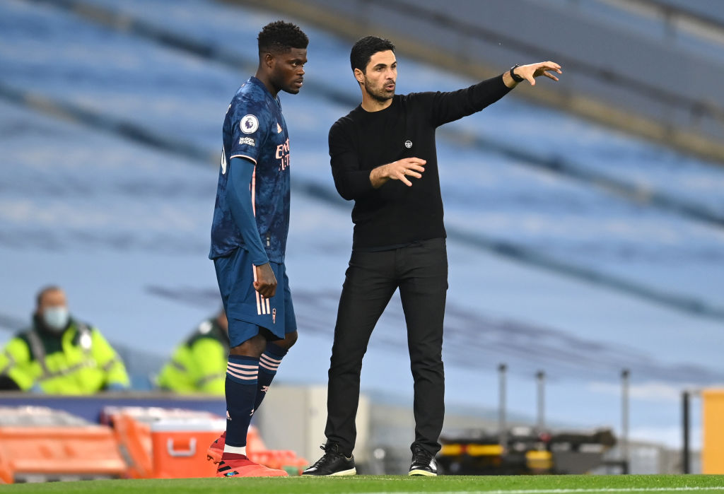 Mikel Arteta explains thinking behind 27-year-old's omission for Arsenal this weekend