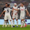 Tottenham Hotspur v LASK: Group J - UEFA Europa League