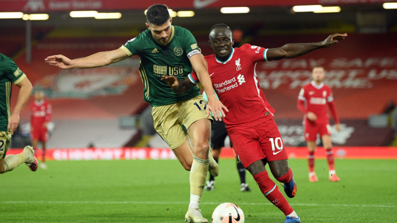 Liverpool fans praise Sadio Mane performance in Sheffield United win - The  Boot Room