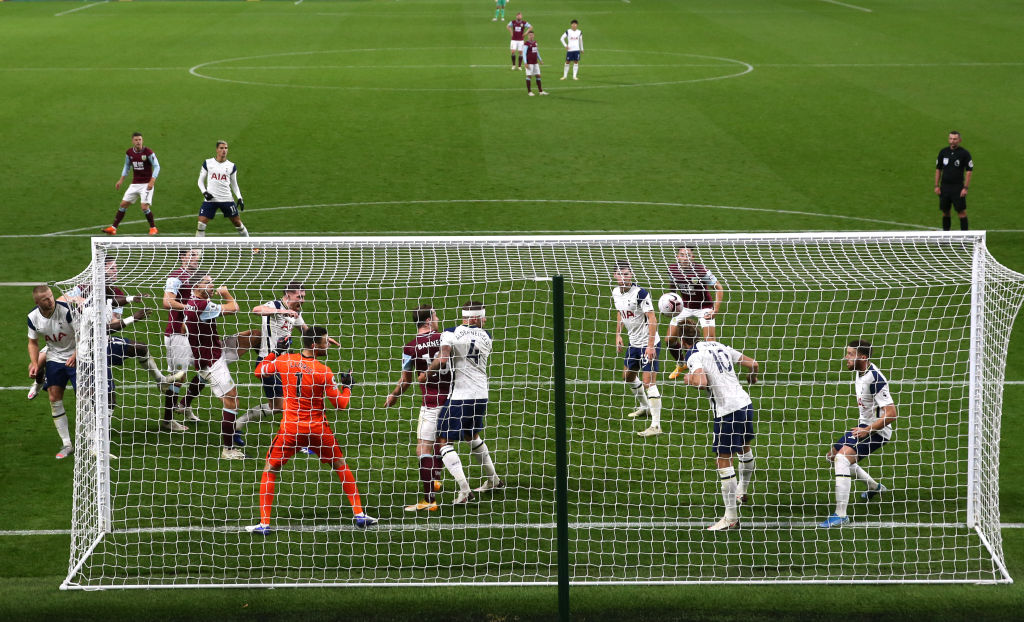 Burnley v Tottenham Hotspur - Premier League