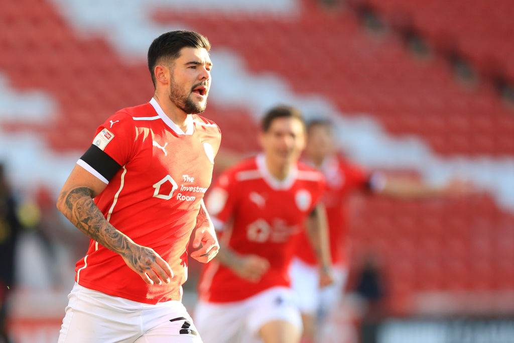West Brom are reportedly eyeing Barnsley's Alex Mowatt
