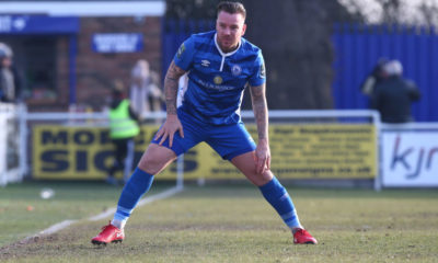 Billericay Town v Wealdstone - FA Trophy Quarter 2018 - Final