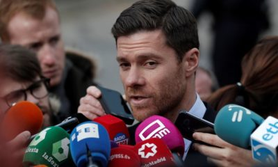 Xabi Alonso in court for tax evasion charge