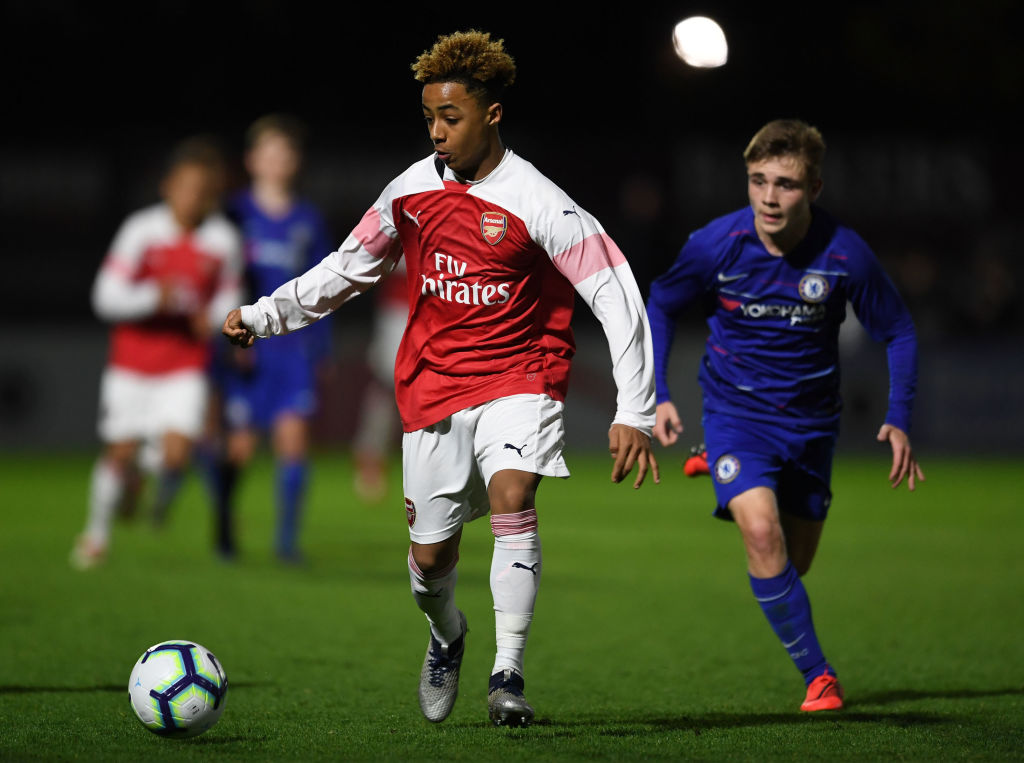 Arsenal U16 v Chelsea U16: Premier League Cup Final