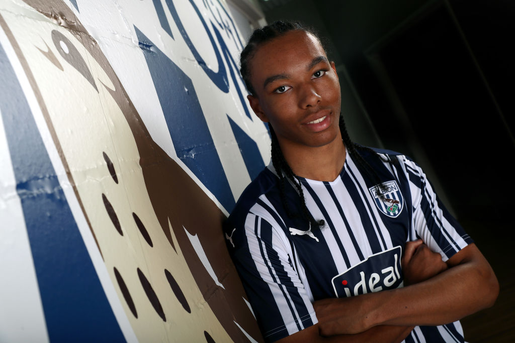 West Bromwich Albion Announce New Signing