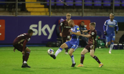 Barrow v Leeds United: EFL Trophy
