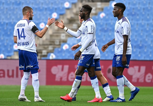 FBL-FRA-LIGUE1-MONTPELLIER-REIMS