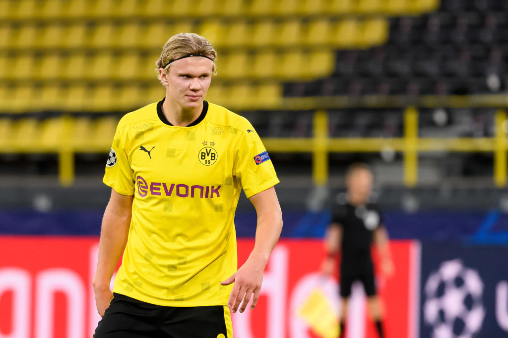 Former Arsenal manager Arsene Wenger believes that Manchester City target Erling Haaland is likely to move to England one day.