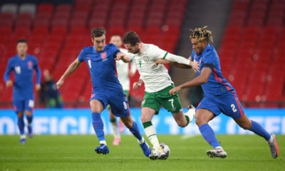 England v Republic of Ireland - International Friendly