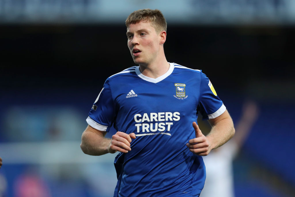 Ipswich Town v Shrewsbury Town - Sky Bet League One