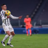 Merih Demiral of Juventus FC in action during the Serie A