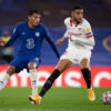 Chelsea FC v FC Sevilla: Group E - UEFA Champions League