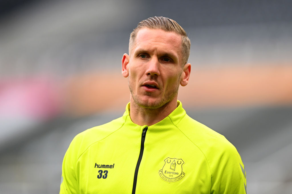 Robin Olsen's loan move to Everton is set for an extension.