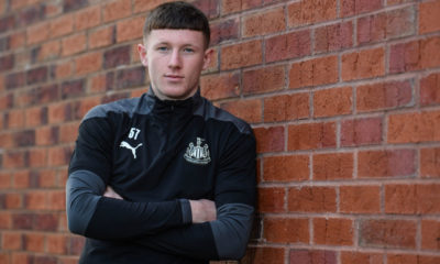 Elliot Anderson Signs a New Contract at Newcastle United