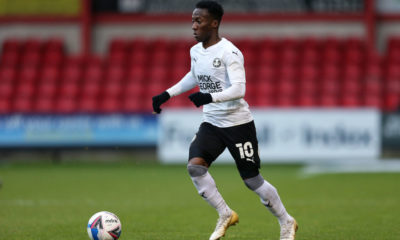 Crewe Alexandra v Peterborough United - Sky Bet League One