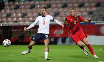 201115 Belgium vs England - UEFA Nations League