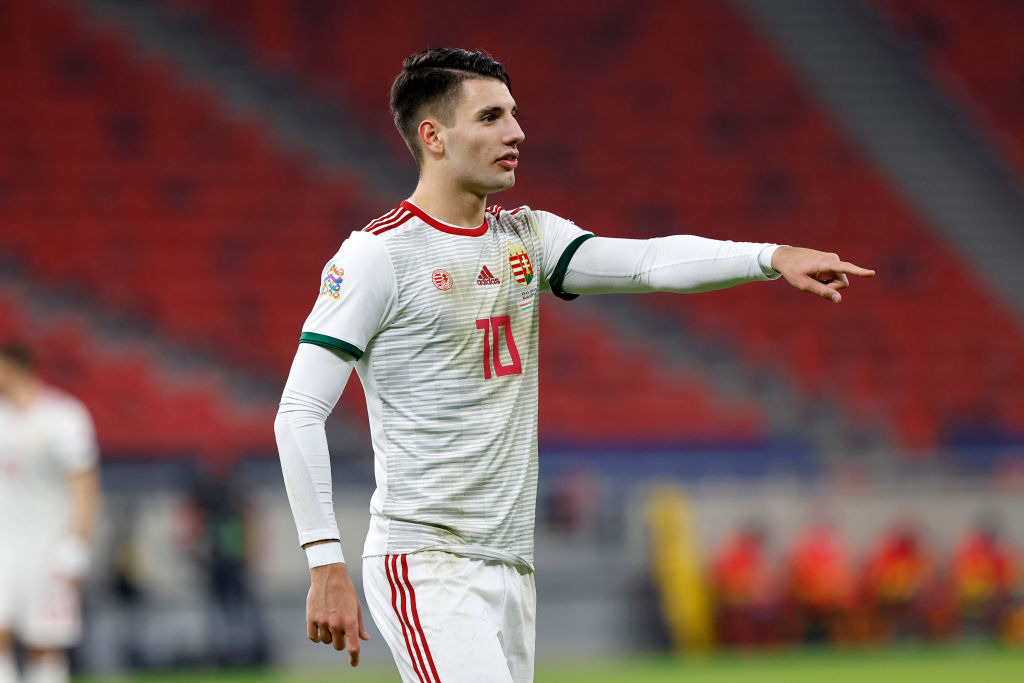 Hungary v Serbia - UEFA Nations League
