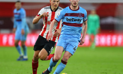Sheffield United v West Ham United - Premier League