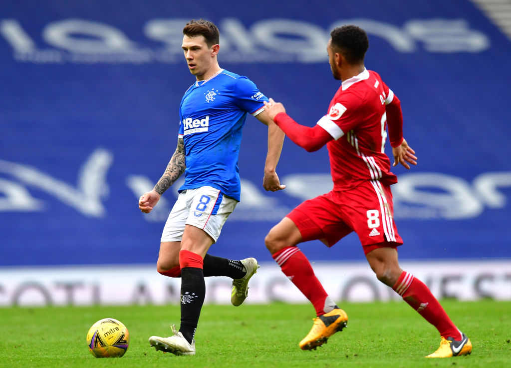 Scotland Premiership: Aribo, Balogun Helps Rangers Thrash Aberdeen, Extend Lead Over Celtic