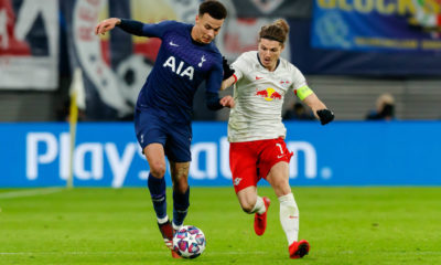 RB Leipzig v Tottenham Hotspur - UEFA Champions League Round of 16: Second Leg