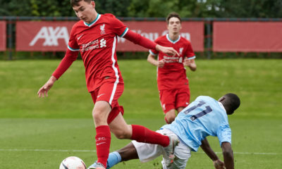 Liverpool v Manchester City: U18 Premier League