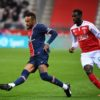 FBL-FRA-LIGUE1-REIMS-PSG
