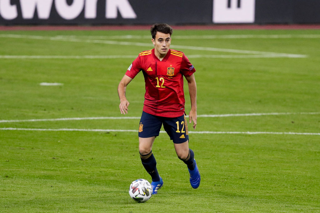 Spain  v Germany -UEFA Nations league