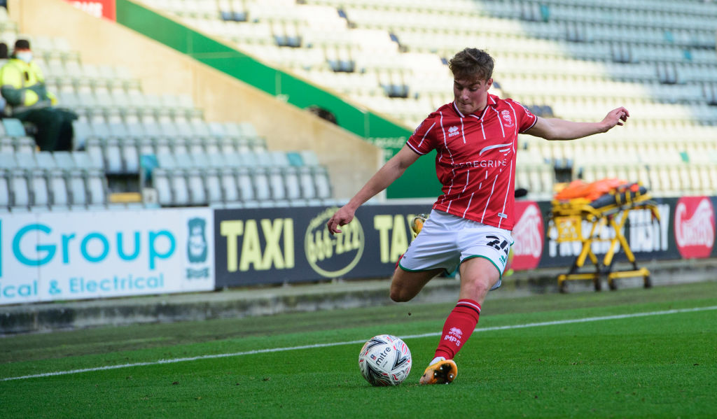 Plymouth Argyle v Lincoln City - FA Cup Second Round