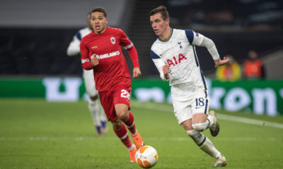 Tottenham Hotspur v Royal Antwerp: Group J - UEFA Europa League