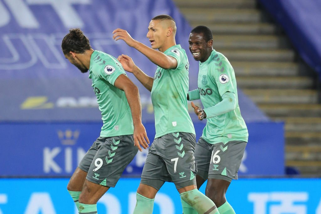 Richarlison is clearly a big admirer of Arsenal transfer target Dominic Calvert-Lewin