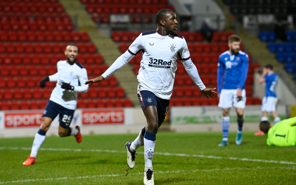 Rangers star Glen Kamara is wanted by West Ham and Everton