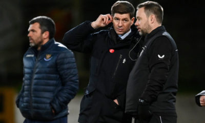 St. Johnstone v Rangers - Ladbrokes Scottish Premiership