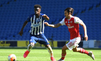 Brighton & Hove Albion v Arsenal FC - Premier League