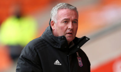 Blackpool v Ipswich Town - Sky Bet League One