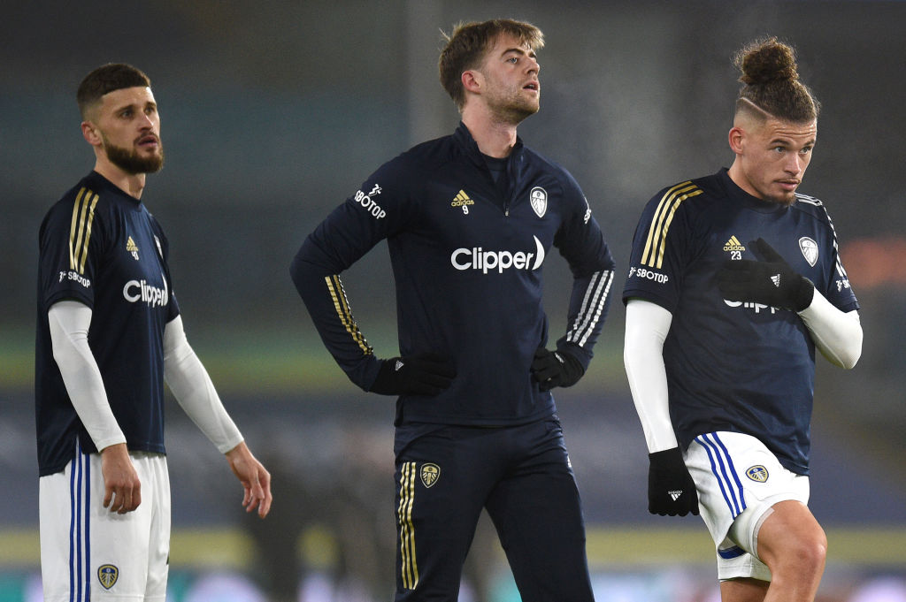 'We were all blaming': Bamford on Leeds changing room after Brighton defeat, and 'weird' training since