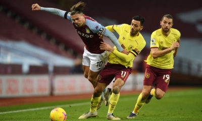 Aston Villa v Burnley - Premier League