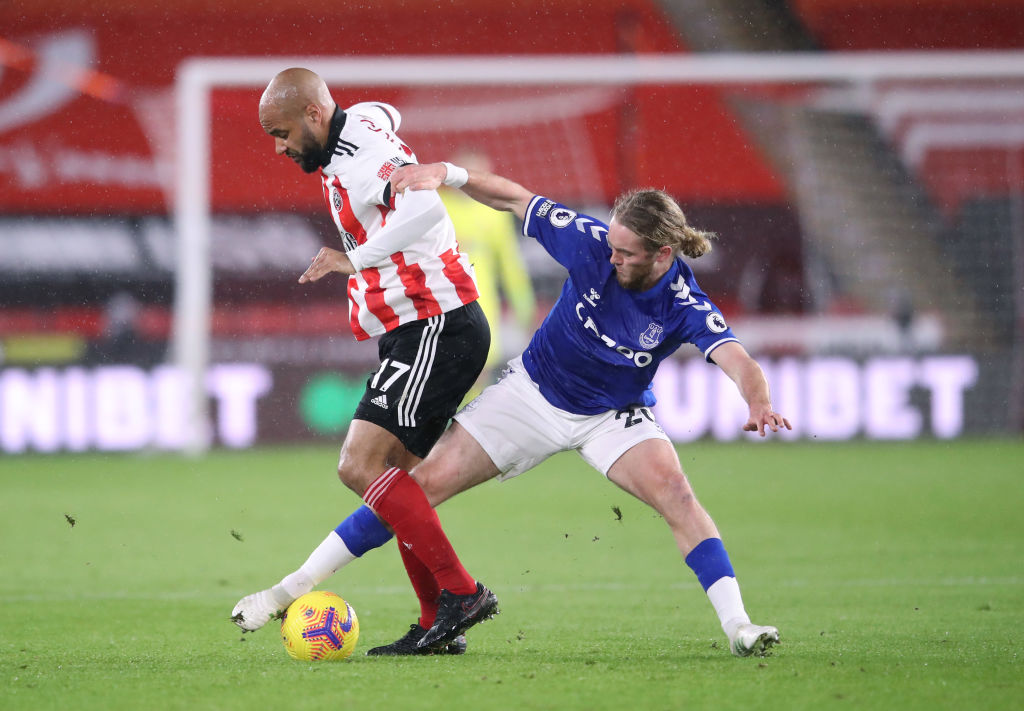 Sheffield United v Everton - Premier League