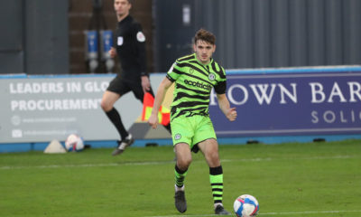 Barrow v Forest Green Rovers - Sky Bet League 2