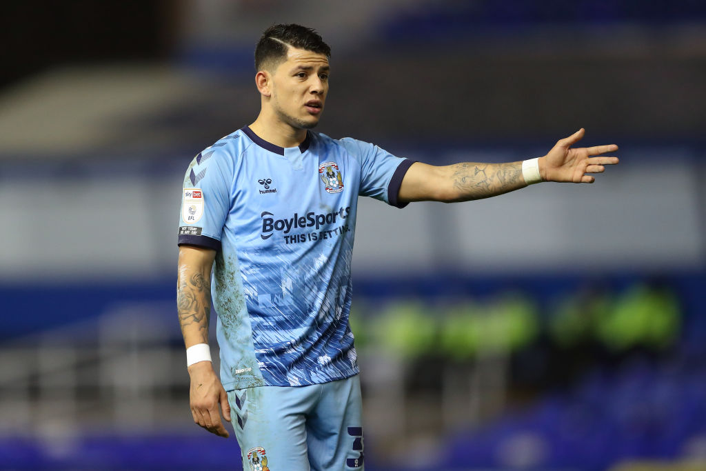 Coventry City v Luton Town - Sky Bet Championship