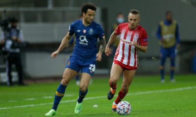 Olympiacos FC v FC Porto: Group C - UEFA Champions League